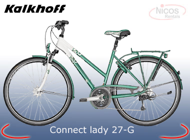 Connect lady 27