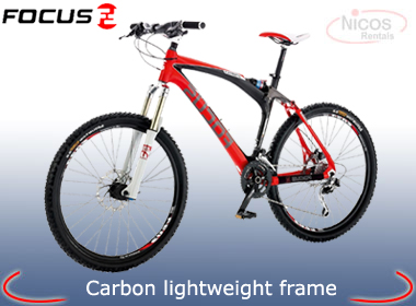 carbon lightweight frame